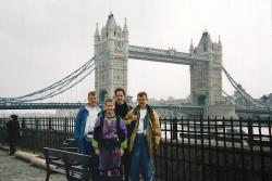 Londres Ville Pont 5