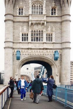 Londres Ville Pont 6