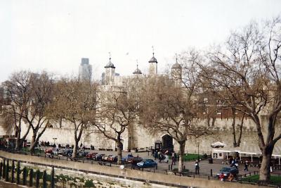 Londres Ville Tour de Londres 1