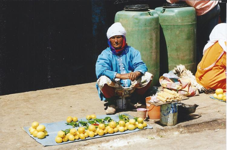 Maroc Oujda Marché 3