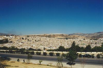 Maroc Fès Medina 2