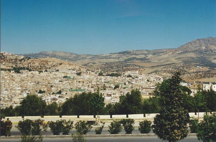 Maroc Fès Medina