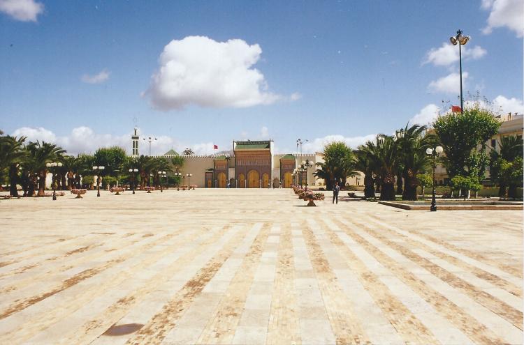 Maroc Fès Palais Royal