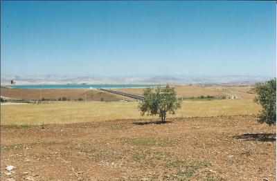 Maroc Fès Grand barrage 1