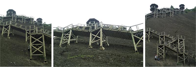 Escaliers Montmorency