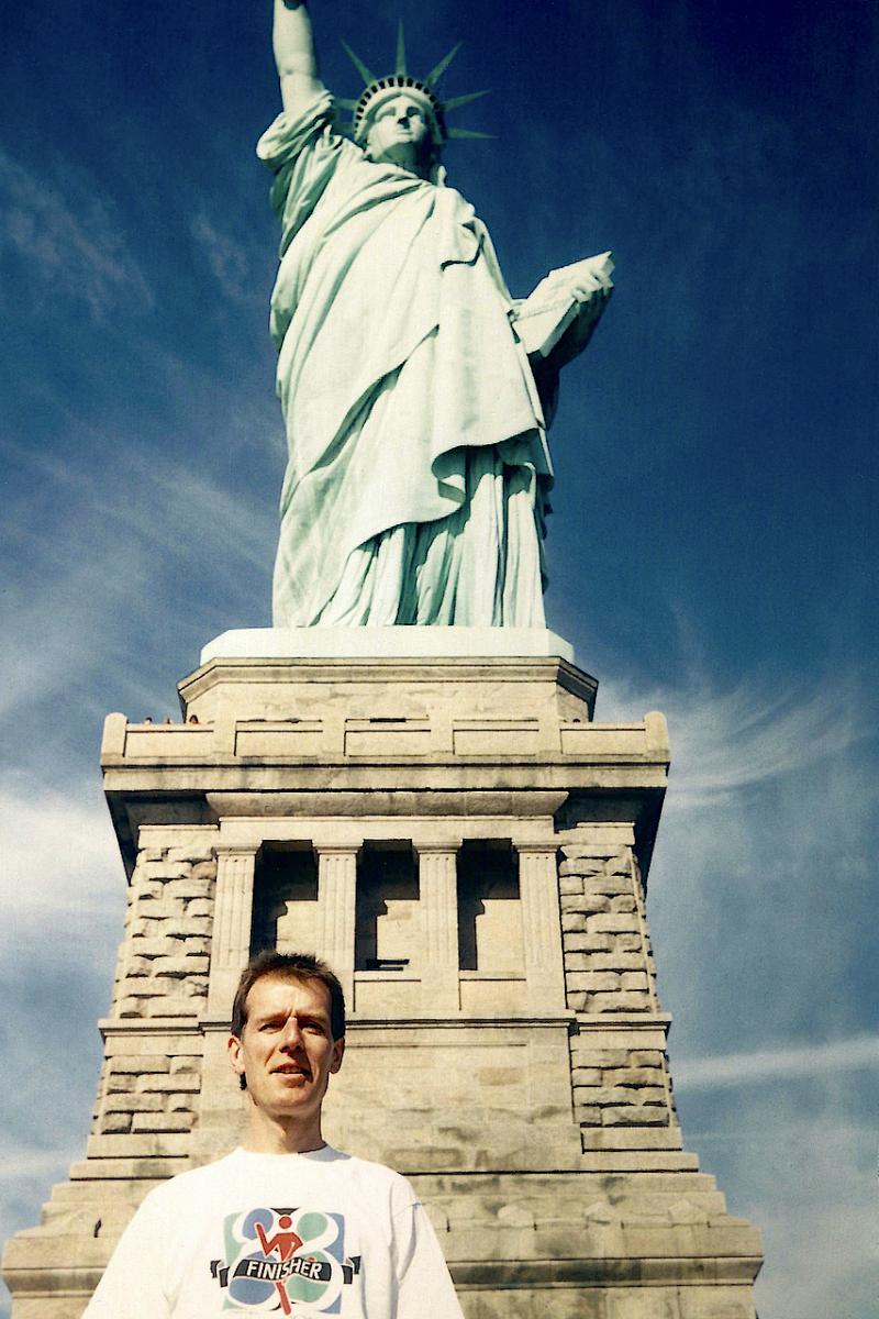 New-York 1990 Statue Marc 1 copie