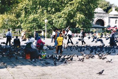 Turquie 1998-08-20 Istanbul Place  1 copie