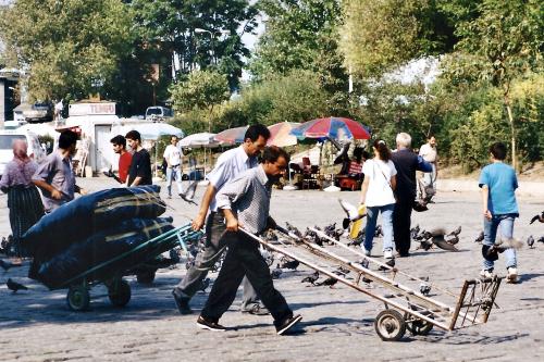 Turquie 1998-08-20 Istanbul Porteur 2 copie