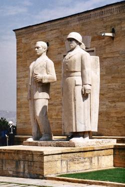 Turquie 1998-08-22 Ankara Mausaulée 1 copie