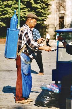 Turquie 1998-08-20 Istanbul Porteur 1 copie