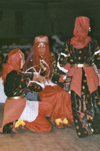 Turquie 1998-08-23 Soirée Folklorique 3 copie