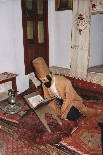 Turquie 1998-08-24 Konya mosolée Mevlana 4 copie