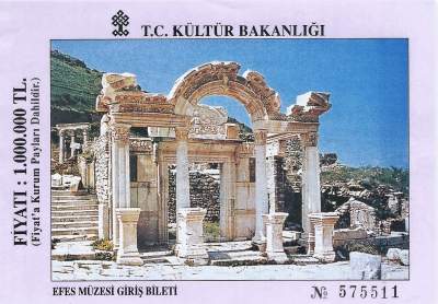 Turquie 1998-08-25 Ephese 3 copie