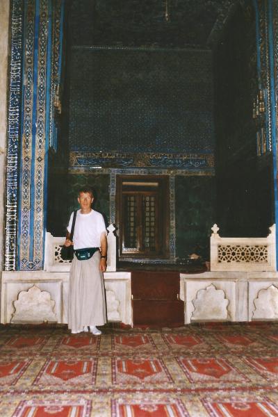 Turquie 1998-08-27 Bursa Marc copie