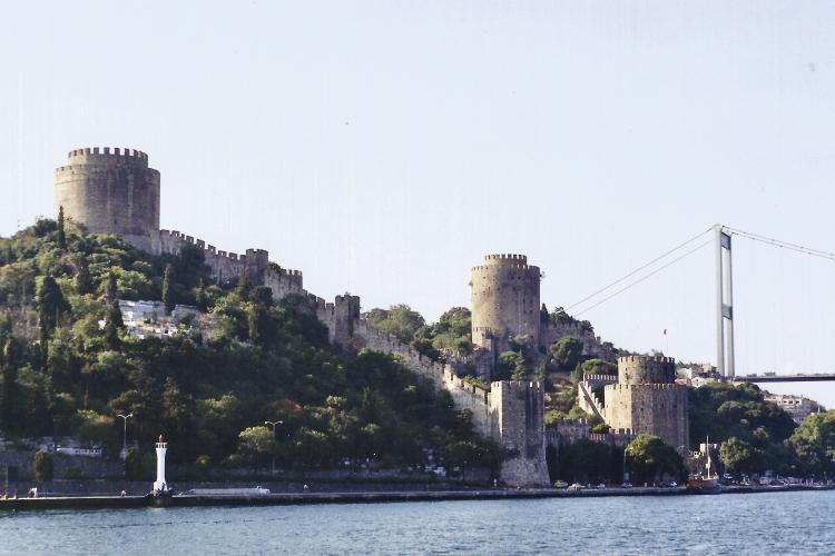 Turquie 1998-08-28 Istanbul Bosphore 2 copie
