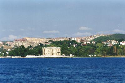 Turquie 1998-08-28 Istanbul Bosphore 3 copie