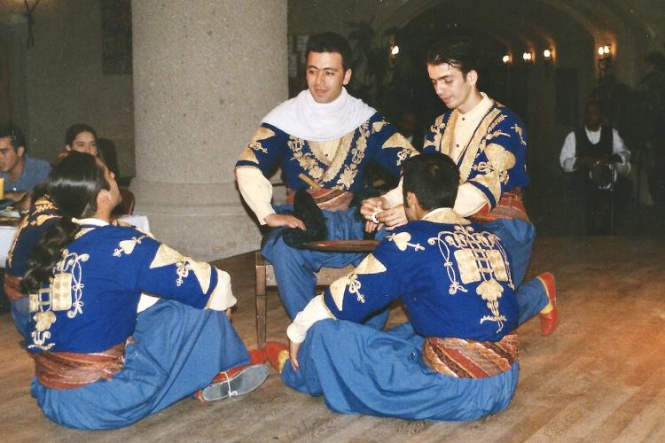 Turquie 1998-08-23 Soirée Folklorique 1 copie
