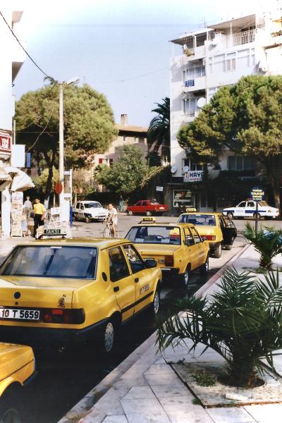 Turquie 1998-08-29 Istanbul rue 6 copie