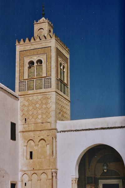 Kairouan Mausolée Sidi Sahab 1