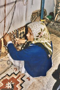 Kairouan Tapis 4