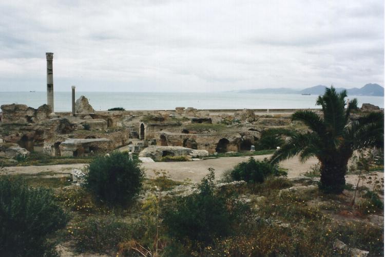 Tunisie 1997-04-20 Tuhuburbo majus 1