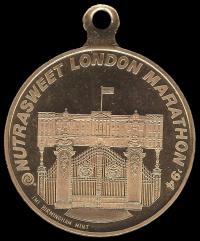 Médaille London recto pix