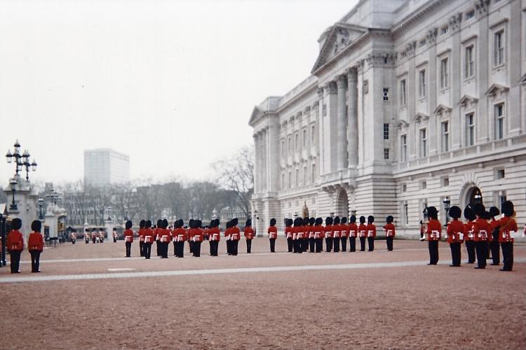 Londres Garde 3