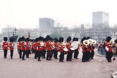 Londres Garde 2