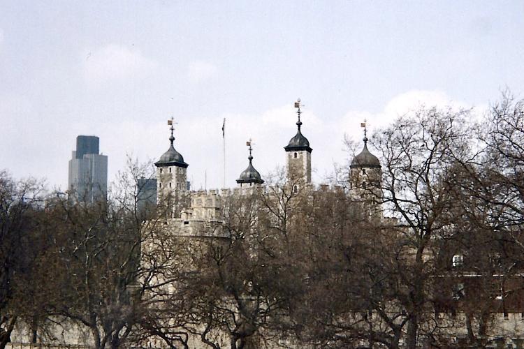 Londres Ville Tour de Londres
