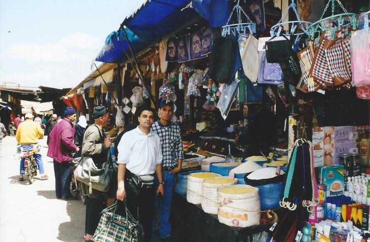 Maroc Oujda Marché 1