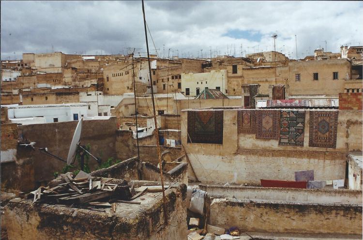 Maroc Fès 2