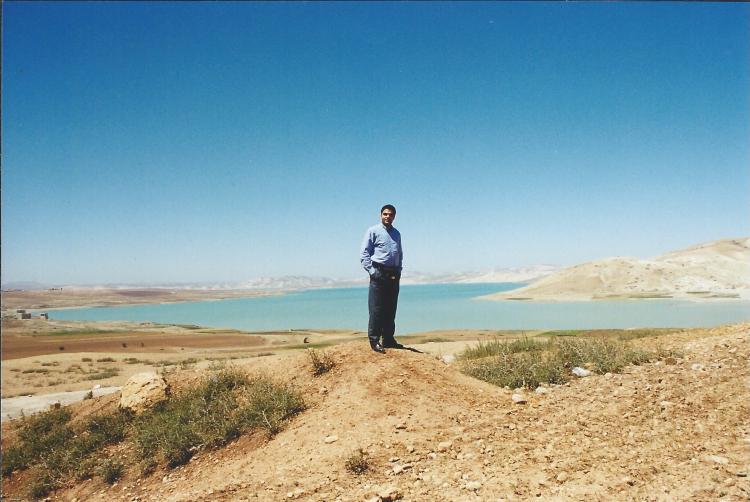 Maroc Fès Grand barrage