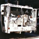 New-York 1990 rue vehicule copie