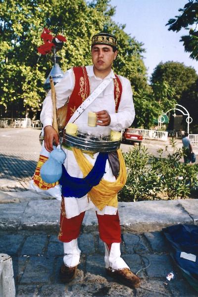 Turquie 1998-08-20 Istanbul Porteur copie pix