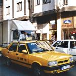 Turquie 1998-08-20 Istanbul Taxi 1 copie