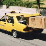 Turquie 1998-08-20 Istanbul Taxi copie