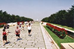 Turquie 1998-08-22 Ankara Mausaulée 5 copie