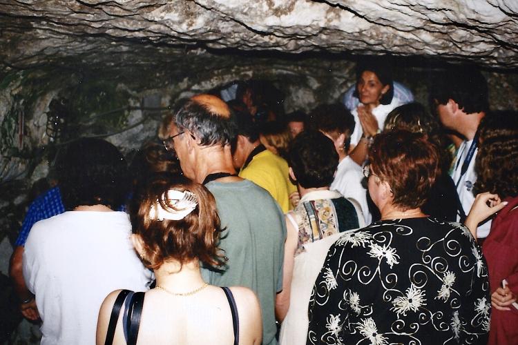 Turquie 1998-08-22 Derinkuyu ville souterraine copie