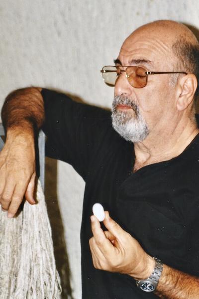 Turquie 1998-08-23 Urgup Cocon Soie Fil 3 copie