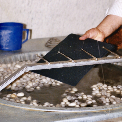 Turquie 1998-08-23 Urgup Cocon Soie Fil 2 copie