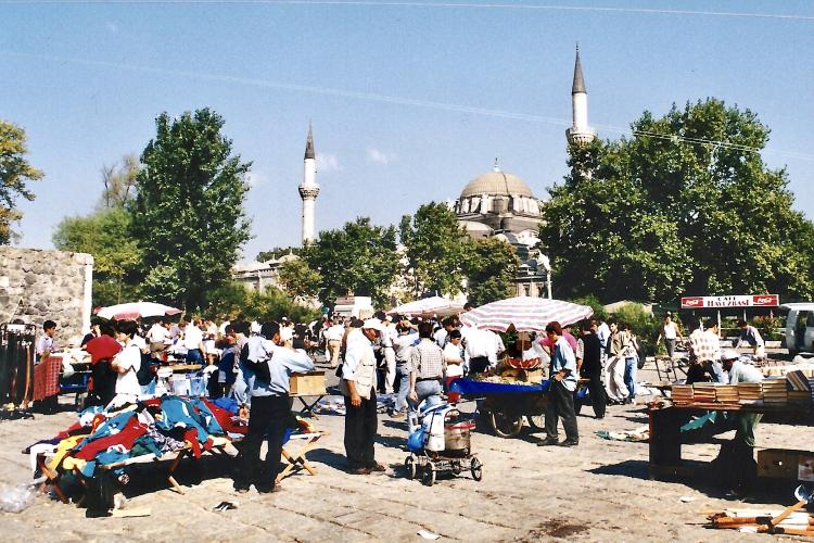 Turquie 1998-08-20 Istanbul Place  copie