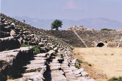 Turquie 1998-08-25 Aphrodisias copie