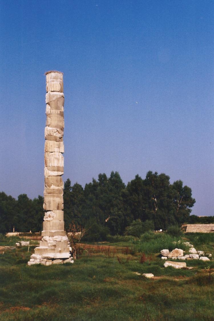 Turquie 1998-08-25 Artémis copie