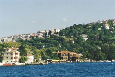 Turquie 1998-08-28 Istanbul Bosphore 4 copie