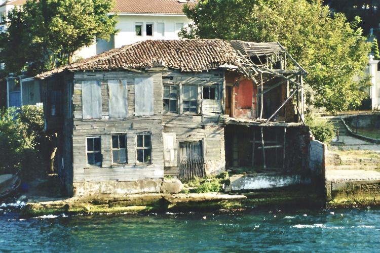 Turquie 1998-08-28 Istanbul Bosphore 8 copie