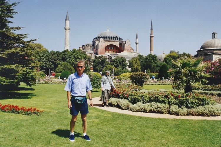 Turquie 1998-08-29 Istanbul Ste Sophie copie