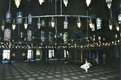 Turquie 1998-08-29 Istanbul Ste Sophie 2 copie