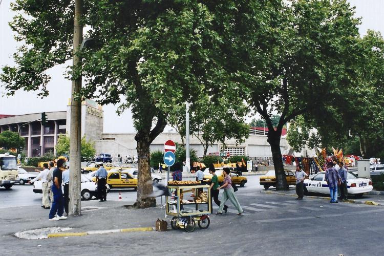 Turquie 1998-08-29 Istanbul rue copie