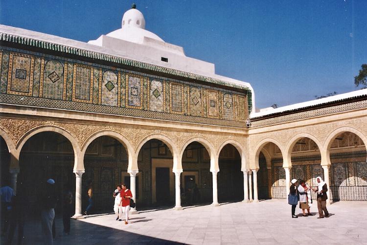 Mausolée Sidi Sahbi