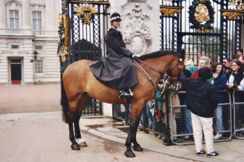 Londres Garde Cheval